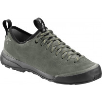 Arc'teryx Acrux SL Leather GTX Approach Shoe Women's Castor Gray/Shadow