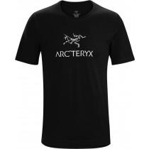 Arc'teryx Arc'Word SS T-Shirt Men's Black