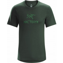 Arc'teryx Arc'Word SS T-Shirt Men's Conifer