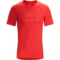 Arc'teryx Arc'Word SS T-Shirt Men's Ember