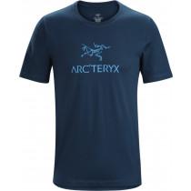 Arc'teryx Arc'Word SS T-Shirt Men's Nocturne