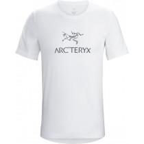 Arc'teryx Arc'Word SS T-Shirt Men's White