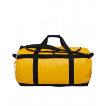 The North Face Base Camp Duffel-XL Summit Gold/Tnf Black