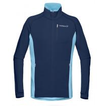Norrøna Bitihorn Warm1 Stretch Jacket  Women's Trick Blue