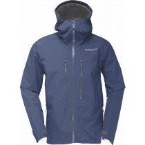 Norrøna Trollveggen Gore-Tex Light Pro Jacket (M) Indigo Night