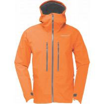 Norrøna Trollveggen Gore-Tex Light Pro Jacket (M) Pure Orange