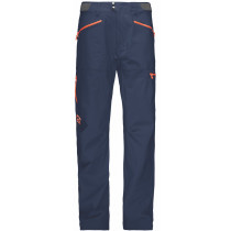 Norrøna Falketind Flex1 Pants (M) Indigo Night/Scarlet Ibis