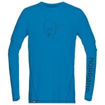 Norrøna /29 Tech Long Sleeve Shirt Men's Torrent Blue