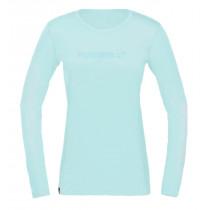 Norrøna /29 Tech Long Sleeve Shirt Women's Aqua Splash