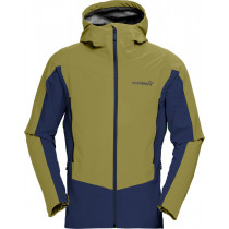 Norrøna Falketind Windstopper Hybrid Jacket Men's Olive Drab