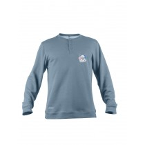 Kask Mens Farfar Sweater Grey