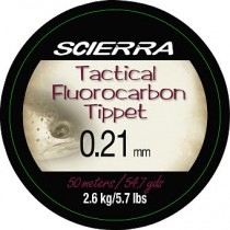 Scierra Tactical Fluorocarbon 50m