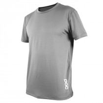 POC Resistance Enduro Light Tee Oxolane Grey