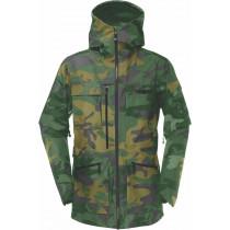 Norrøna Tamok Gore-Tex Jacket Ltd (M) Green Camo