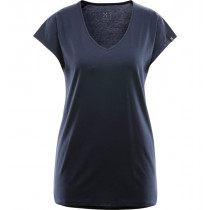 Haglöfs Camp Tee Women Tarn Blue