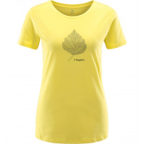 Haglöfs Mirth Tee Women Frozen Yellow