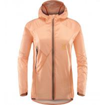 Haglöfs L.I.M Shield Comp Hood Women Cloudy Pink
