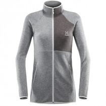 Haglöfs Nimble Jacket Women Grey Melange