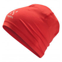 Haglöfs Plain Beanie Pop Red