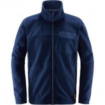 Haglöfs Norbo Windbreaker Jacket Men Tarn Blue