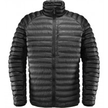 Haglöfs Essens Mimic Jacket Men Magnetite/True Black