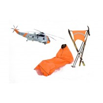 Jerven Fjellduken Hunter Orange 102x220cm