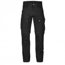 Fjällräven Keb Trousers Long Black-Black