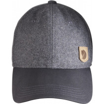 Fjällräven Greenland Wool Cap Dark Grey
