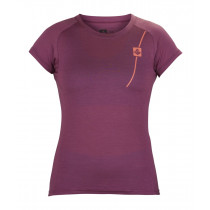 Sweet Protection Badlands Merino SS Jersey Women's Vibrant Violet
