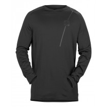 Sweet Protection Badlands Merino LS Jersey Men's True Black