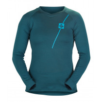 Sweet Protection Badlands Merino LS Jersey Women's Dark Frost