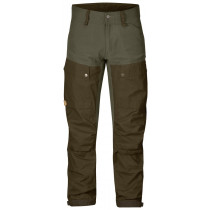 Fjällräven Keb Trousers Regular Deep Forest-Laurel Green