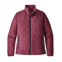 Patagonia Women Nano Puff Jacket Arrow Red