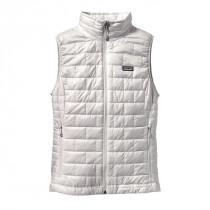 Patagonia Women's Nano Puff Vest Birch White