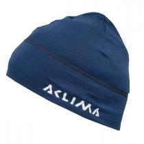 Aclima Lightwool Beanie, Unisex Insignia Blue