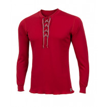 Aclima Warmwool Shirt With Cord, Men's Tango Red