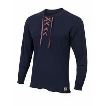 Aclima Warmwool Shirt W/ Cord Peacoat
