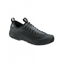 Arc'teryx Acrux SL GTX Approach Shoe Men's Black/Stone