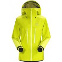 Arc'teryx Alpha AR Jacket Women's Chartreuse