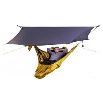 Amok Draumr 3.0 hammock + tarp Golden Yellow