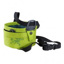 Arc'teryx Aperture Chalk Bag - large Mantis Green