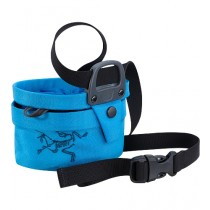 Arc'teryx Aperture Chalk Bag - small Vultee Blue