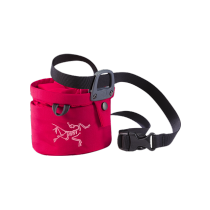 Arc'teryx Aperture Chalk Bag - Small Flamenco