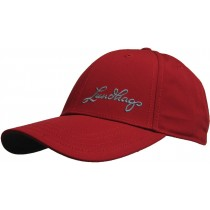 Lundhags Base Cap Red