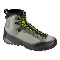 Arc'teryx Bora Mid GTX Hiking Boot Men's Tundra/Reed Green