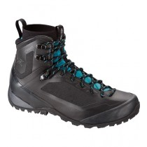 Arc'teryx Bora Mid GTX Hiking Boot Women's Black/Mid Seaspray