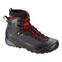 Arc'teryx Bora2 Mid GTX Hiking Boot Men's Black/Cajun
