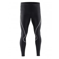 Craft Delta Thermal Compression Long Tights Men's Black