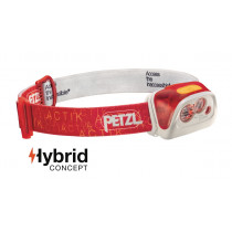 Petzl Actic Core Hodelykt Rød
