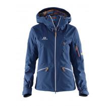 Elevenate Women's Zermatt Jacket Twilight Blue